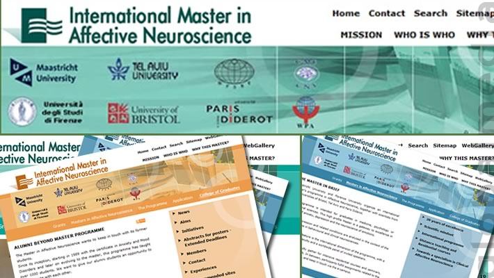 International Master in Affective Neurosciences